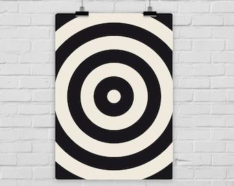 print poster ABSTRACT II