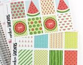 SALE! Watermelon Full Boxes (Erin Condren)