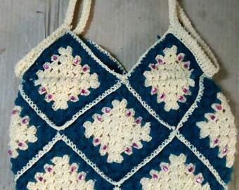 Handmade woollen bags