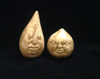 Drip and Drop Salt and Pepper Shakers