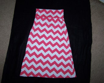 Maxi skirts for the little girls