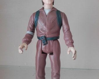 Ghostbusters action figure Peter Venkman 1984