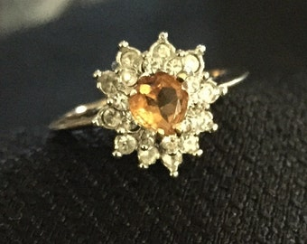 Sale!!! Darling Sterling Ring 925