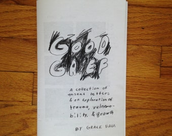 GOOD GRIEF zine
