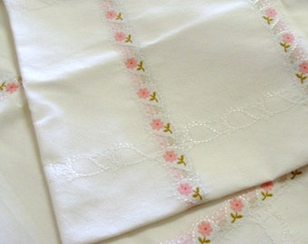 Lovely Shabby Chic Tablecloth