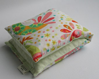 Corn Bag, Hot Cold Pack, Microwave Heating Pad, Cold Pack, Hot Pack, All Natural Pain Relief, Small, Item #051613