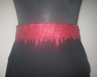 Glitter Blood Skirt