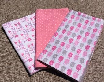 Burp Cloth Gift Set-Choose Your Own Combination- Newborn Gift