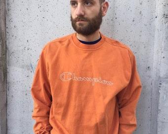 Vintage Champion Sweatshirt Size XL