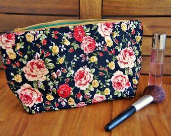 Pouch Summer Flowers (Vanity Bag)