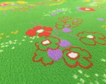 Vintage fabric fabric: 50 x 150cm green bed schrankfach2