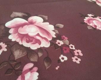 Vintage fabric Fabric 1.8 Yard 140cmx170cm Coupon