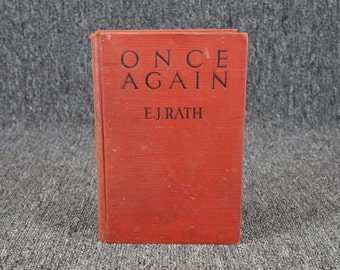 Once Again By E.J Rath 1929