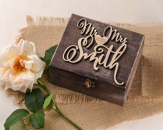 Rustic Wedding Ring Box, Signage Brich Bark Box, Engraved Wood Wedding Box, Wodden Ring Box, Custom Wedding Ring Holder Wood Ring Bearer