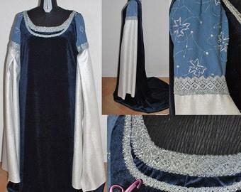 Requiem dress Elven princess