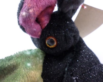 Galaxy Bat Plush -- Furrmiliars