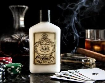 Organic Black Amber & Lavender Men's Lotion / Men's Lotion / Men's Fragrance / Organic Men's Lotion / Men's Lotion / Gifts for Men / Lotion