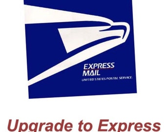Upgrade to express shipping