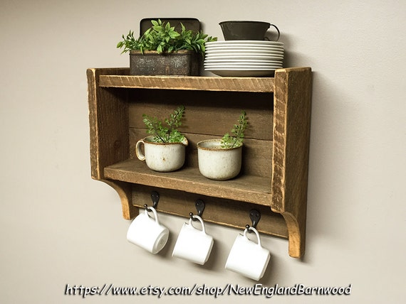 rustic kitchen shelves kitchen spice rack country kitchen. Black Bedroom Furniture Sets. Home Design Ideas