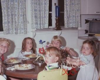 Kids Table, 1978