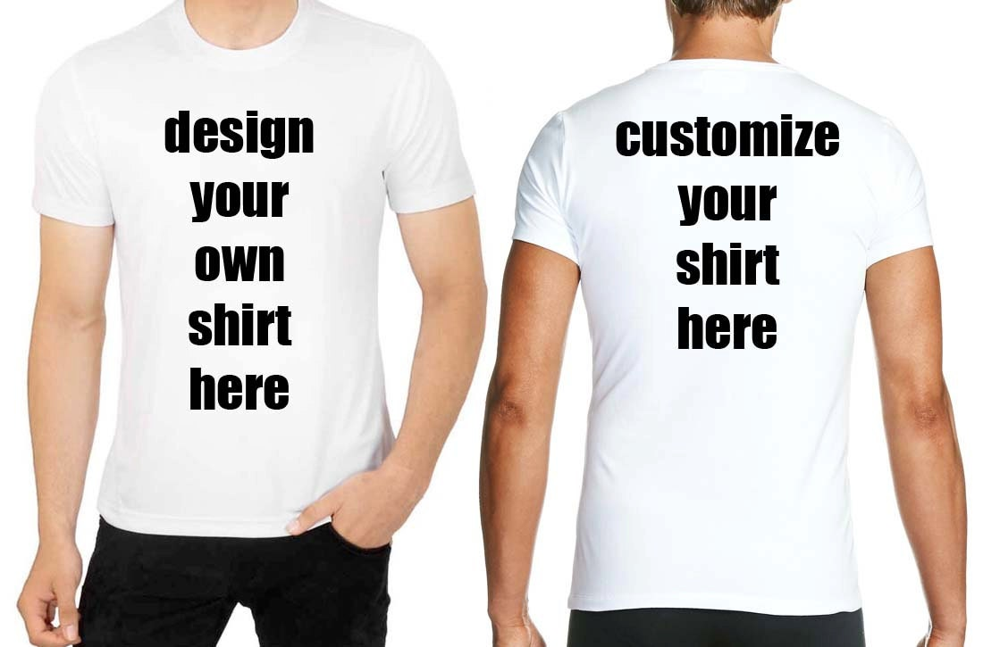 MENS Custom Shirts, Customized Shirts, Gift for Him, Anniversary ...