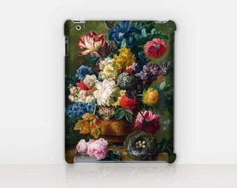 Floral iPad Case For - iPad 2, iPad 3, iPad 4 - iPad Mini - iPad Air