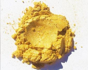 Goldenrod Vegan Mineral Eyeshadow