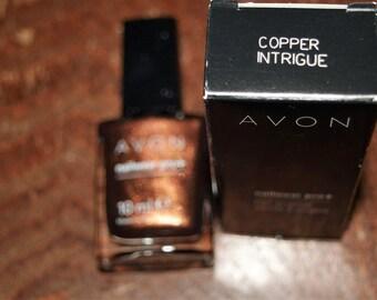Avon Colour Nailwear Pro+ Copper Intrigue