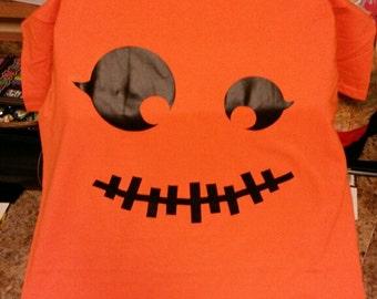 Pumpkin or Ghost face