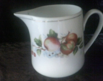 Jug / Pitcher Apples and Cherries