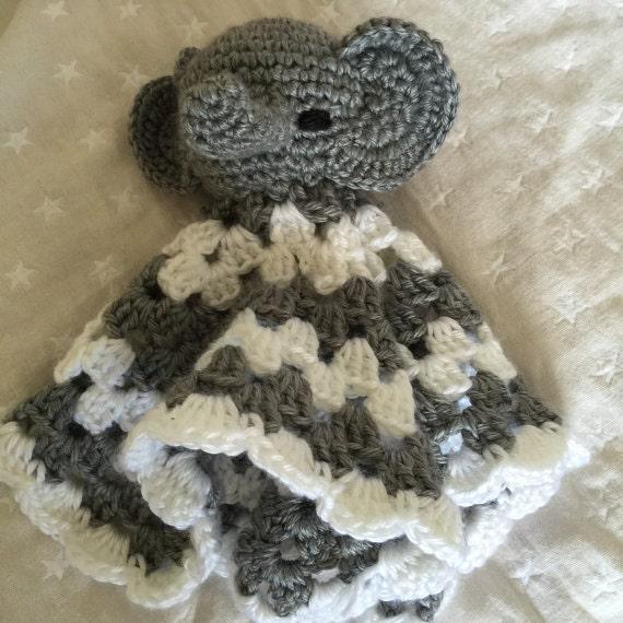 Elephant pattern, crochet elephant, elephant pdf pattern