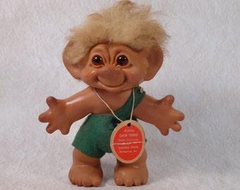Thomas Dam Troll Original Troll Doll from Denmark