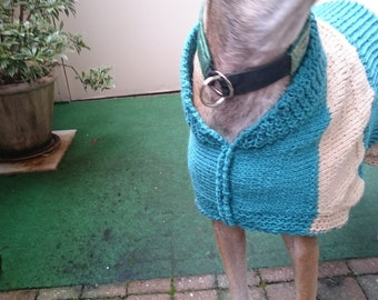 for great Greyhound sweater