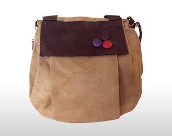 Corduroy Bags/Corduroy Purse/Handbags/Purse/Bags/Purse cross body bag/Woman's bag