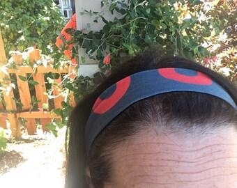 Phish Fishman Donut Headband
