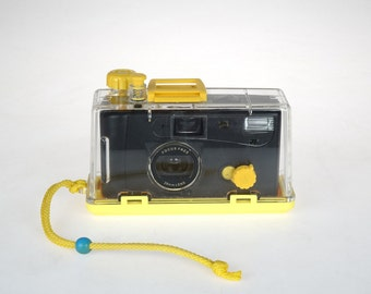 Vintage Under Water Case - Camera Case - Retro Case