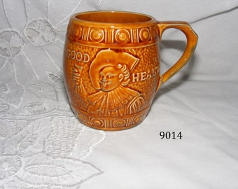 Laughing Cavalier Ceramic Mug by Falcon Ware