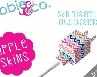 Chevron Apple iPhone Charger Skin!!! SK07