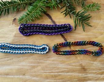 Half Persian Stretchy Bracelet