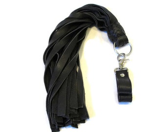 Finger Flogger - Soft Cow Leather