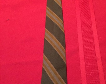 Vintage Skinny Rockabilly Madmen Tie
