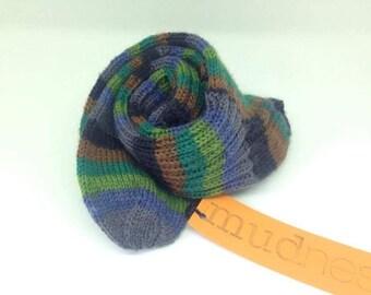 Hand Knitted Socks / Pair of Socks / Handmade / Wool / Knitwear / Unisex