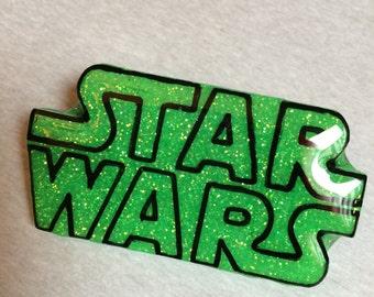 Glow-in-the-Dark Star Wars Brooch