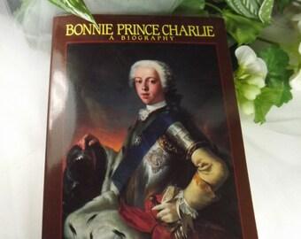"Scottish , Vintage Paperback Book "" Bonnie Prince Charlie , a Biography"""