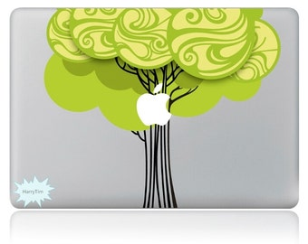 New tree decals mac stickers Macbook decal macbook stickers apple decal mac decal stickers 23