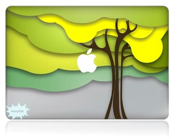 New tree decals mac stickers Macbook decal macbook stickers apple decal mac decal stickers 25