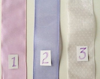 "Offray 1-1/2"" Lavender Ribbon"