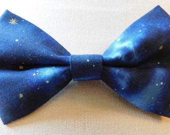 Space Bowtie - Clip On