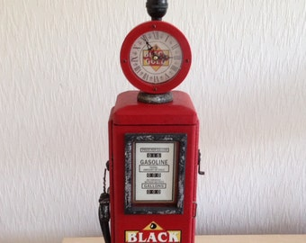 Up-cycled Gas Pump Lamp