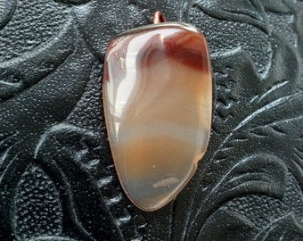 Agate Pendant- FREE SHIPPING in US